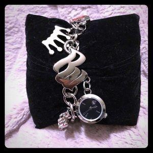 Rocawear charm watch, NWT